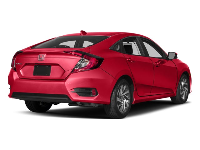 Used 2017 Honda Civic EX with VIN 2HGFC2F75HH560736 for sale in Albert Lea, Minnesota