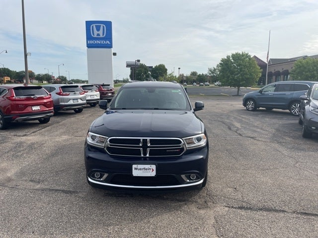 Used 2016 Dodge Durango Limited with VIN 1C4RDJDG9GC394812 for sale in Albert Lea, Minnesota